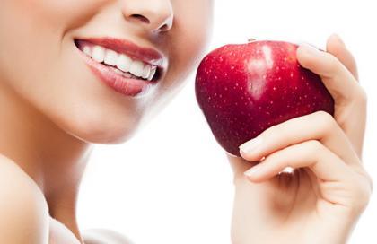 Fructele si igiena orala